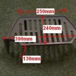 3 Fold Folding Fireguard