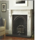 William IV Marble Fireplace