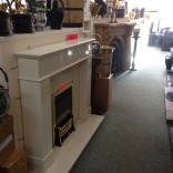 Outstanding ranges of fireplaces – SHOWROOM