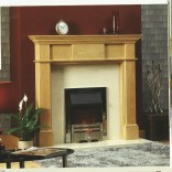P27W- Solid Oak surround
