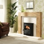 Rusticana Solid oak surround